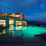 Lefay Resort & SPA Lago di Garda at night_ISC317