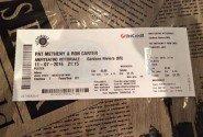 Biglietti-Metheny