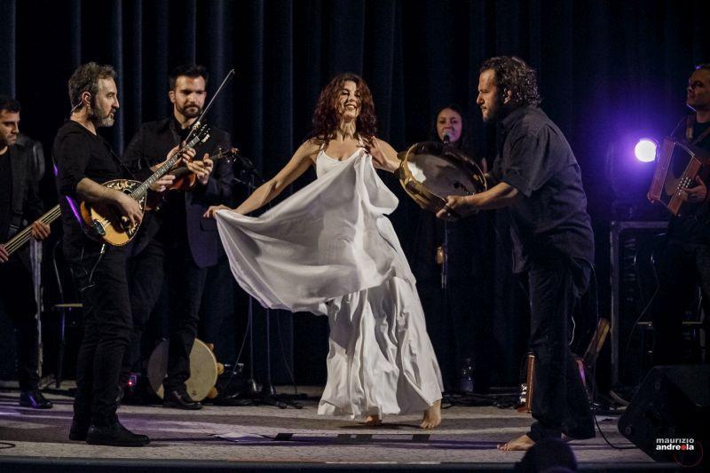 Musica e danza del Canzoniere (foto M.Andreola)
