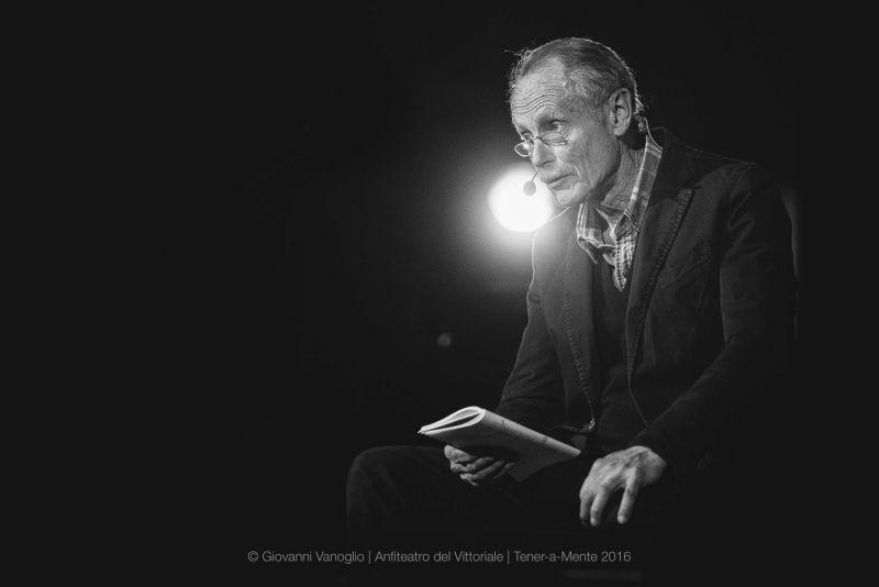 Erri De Luca (foto G.Vanoglio)