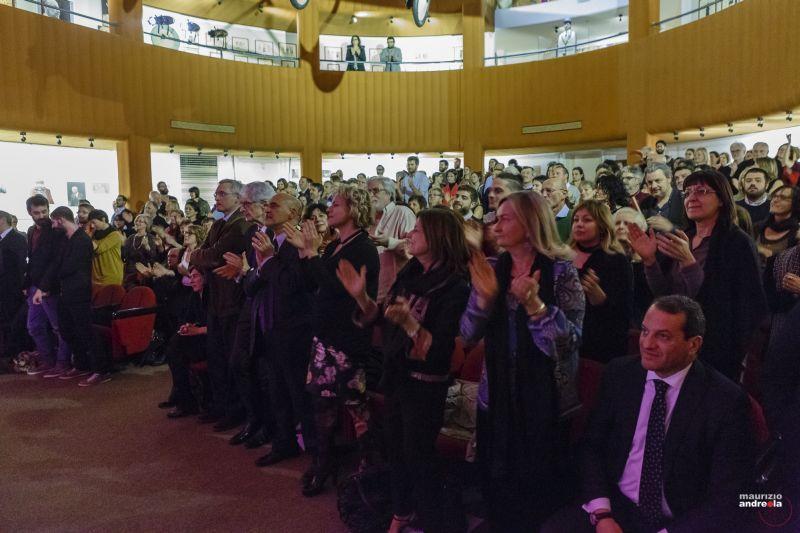Il pubblico del Vittoriale (foto M.Andreola)