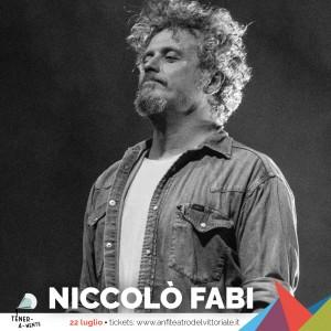 biglietti Niccolò Fabi
