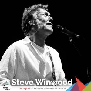 Biglietti Steve Winwood
