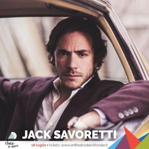 Biglietti Jack Savoretti