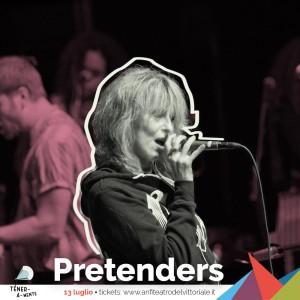 biglietti the pretenders