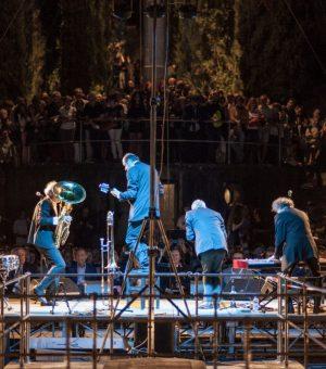 Notturnale Tener-a-mente<br><p>Concerti notturni nel Parco del Vittoriale</p>
