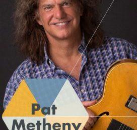 Biglietti Pat Metheny