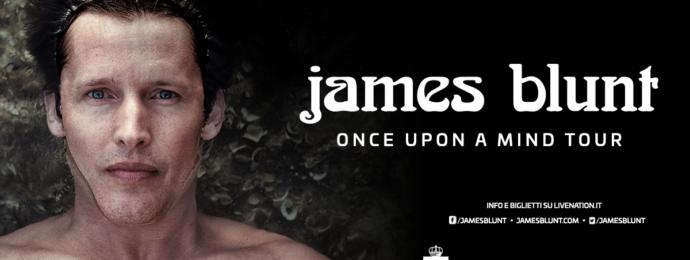 Biglietti concerto James Blunt