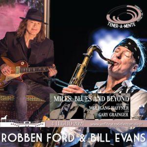 Robben Ford & Bill Evans - Concerto Anfiteatro del Vittoriale