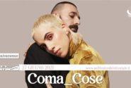 Locandina concerto COME_COSE - Vittoriale degli Italiani