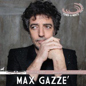 Max Gazzé - Concerto Anfiteatro del Vittoriale