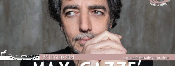 Max Gazzé - Concerto Vittoriale