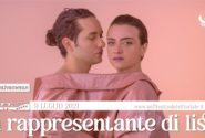 Locandina concerto La Rappresentante di Lista - Vittoriale degli Italiani