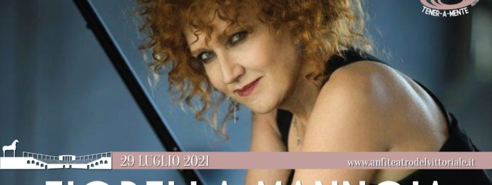 Fiorella Mannoia - Concerto Vittoriale 2021