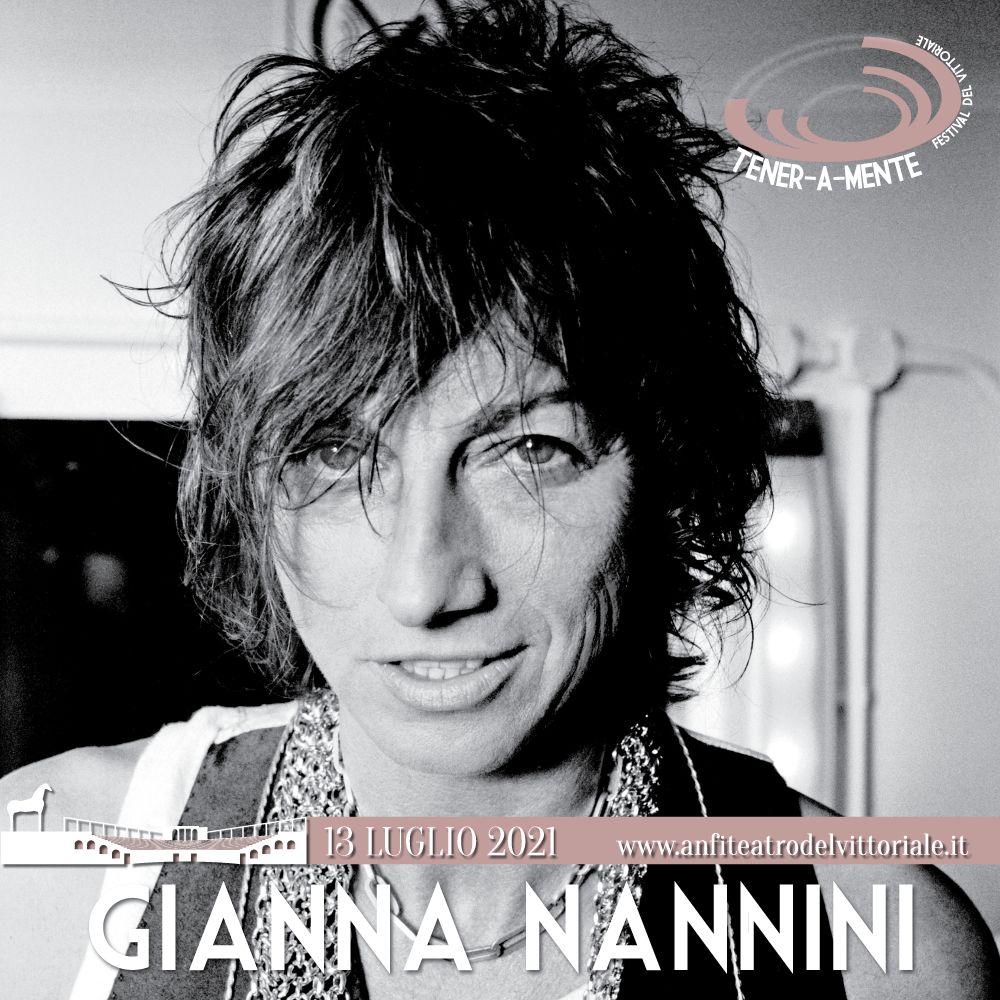 Gianna Nannini - Concerto Vittoriale 2021