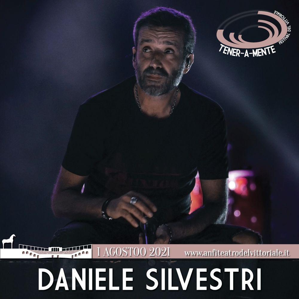 Daniele Silvestri Concerto Vittoriale 2021