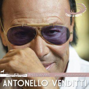 Antonello Venditti - Concerto Anfiteatro del Vittoriale