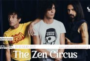 Locandina concerto The Zen Circus - 15 Luglio 2021 Anfiteatro